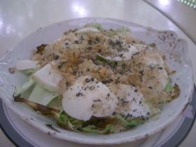 簡単焼きサラダ