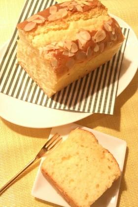 HM♪簡単しっとりパウンドケーキ*