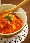 パンにもご飯にも✿蛸とひよこ豆のトマト煮