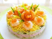 ケーキ寿司2♪の写真