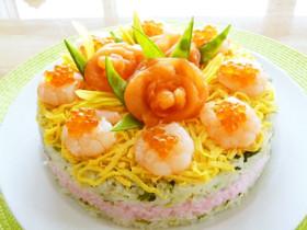 ケーキ寿司2♪