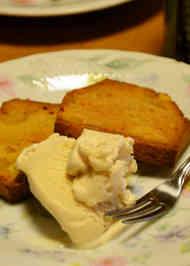 パサパサ パウンド ケーキ