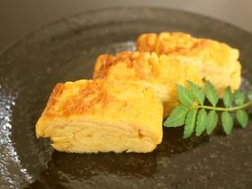 お弁当に♬ 甘辛醤油風味の卵焼き♡