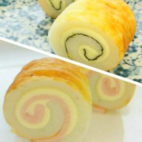お弁当&運動会!★定番・チーズ竹輪ロール