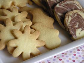 香り豊かなバタークッキー