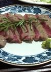 牛肉の和洋焼き