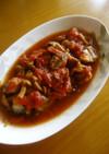 圧力鍋で~赤い鰯!トマト煮込み~