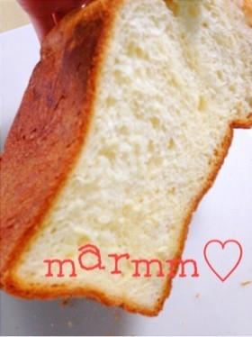 簡単!HBサクっもちっブリオッシュ食パン