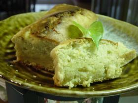 しっとり!発芽米粉入★バナナパウンドケーキ