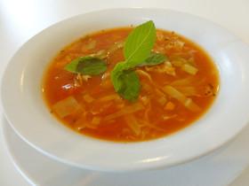おいしく食べれる♪脂肪燃焼キャベツスープ