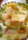 お弁当に♪はんぺんチーズ焼き