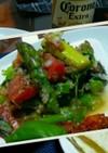 ☆メキシカン☆アスパラとホタテのサラダ