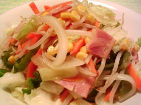 カラフル野菜炒め