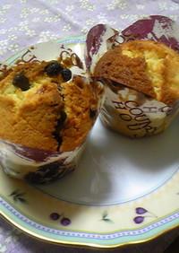 混ぜるだけ☆基本のカップケーキ