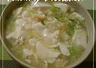 ほっこり☆海老とお豆腐のうま煮
