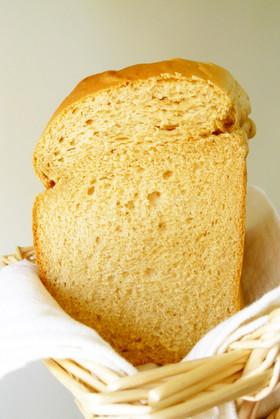 *塩麹黒糖ミルク食パン*(HB早焼き)