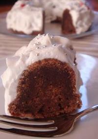 オールドファッションチョコレートケーキ♪