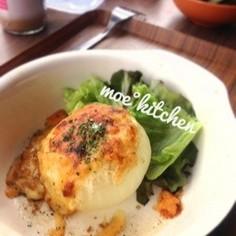 ✿丸ごと玉ねぎのチーズ焼き✿