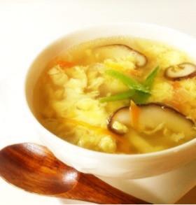 焼肉屋さんの味♪卵スープ