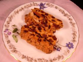 カリカリナッツのお菓子