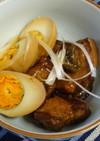 箸で切れます 圧力鍋でとろとろ豚の角煮