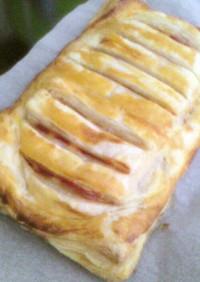 簡単♥ミスドのハンバーグパイ