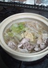 ☆レタスと豚の生姜鍋☆