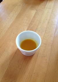 離乳食初期・かぼちゃペースト