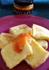 朝食・ランチのフレンチトースト