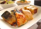 お弁当に魚を!ごはんすすむ鯖の味噌焼き