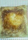 バターハニートースト