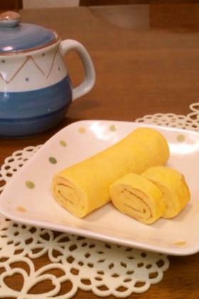 *:・。和風ほっこり朝食卵焼き゚*:・