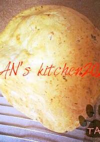 ドライトマト食パン
