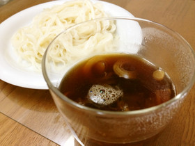 つけ麺のたれ(醤油ベース)