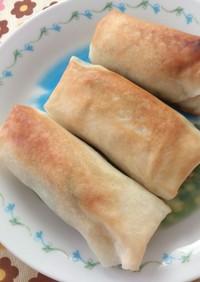 ポテトサラダ春巻