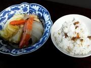 アサリの佃煮を混ぜるだけの深川飯の写真