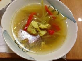 ソトアヤム・インドネシア鶏と春雨のスープ