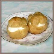 卵1個で♪ヨーグルト・シュークリームの写真