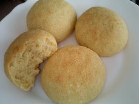 お豆腐たっぷりのパン