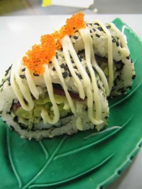 オージーロール(オリジナル巻き寿司)
