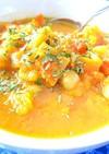ひよこ豆の中近東スープ(ヴィーガン)