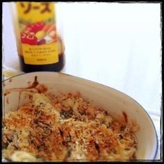 ポテトサラダリメイク★お皿コロッケ