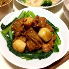 超簡単☆ご飯が進む鶏ニンニク