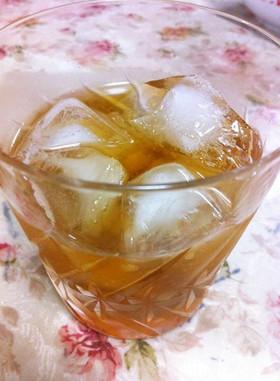 簡単 美味しい 黒糖焼酎梅酒