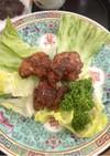カリカリ鶏肉の唐揚げ