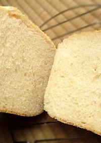 砂糖なし・イースト1gでふんわり食パン