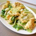簡単!キャベツと卵だけでも美味しい中華