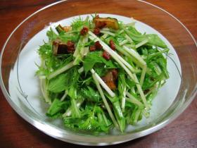 しっかり食べれるサラダ!!