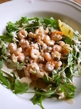 オランダ風海老のサラダ