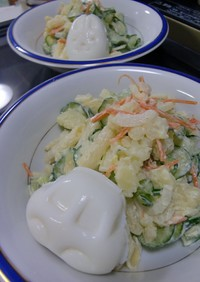 簡単★ポテトサラダ★一緒に離乳食も!
